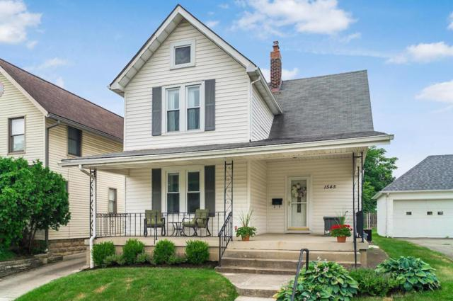 1545 Westwood Avenue, Columbus, OH 43212 (MLS #218026346) :: Berkshire Hathaway HomeServices Crager Tobin Real Estate