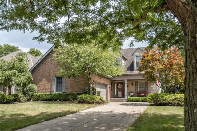 9911 Gleneagle Place, Powell, OH 43065 (MLS #218026410) :: Susanne Casey & Associates