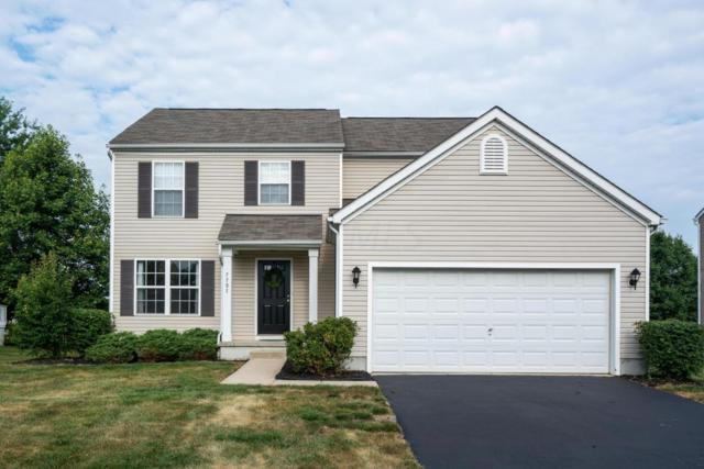 7797 Williamson Lane, Canal Winchester, OH 43110 (MLS #218026414) :: The Clark Group @ ERA Real Solutions Realty