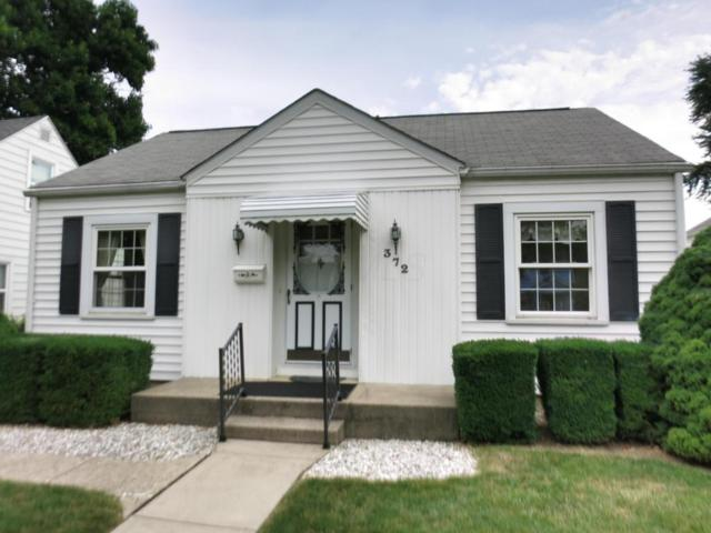 372 E Jeffrey Place, Columbus, OH 43214 (MLS #218026417) :: The Columbus Home Team