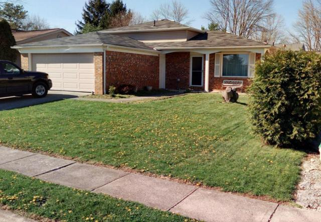 1930 Hamrock Drive, Powell, OH 43065 (MLS #218026458) :: The Raines Group