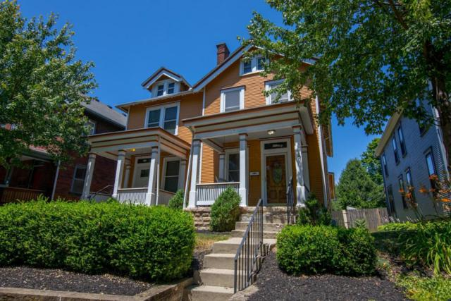 474 Vermont Place, Columbus, OH 43201 (MLS #218026477) :: Keller Williams Classic Properties
