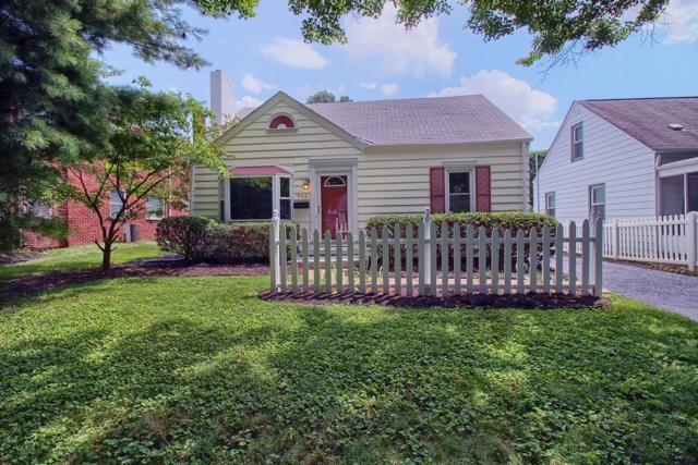 942 Kenwick Road, Columbus, OH 43209 (MLS #218026534) :: Berkshire Hathaway HomeServices Crager Tobin Real Estate