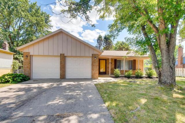 393 Seven Pines Drive, Pickerington, OH 43147 (MLS #218026541) :: Berkshire Hathaway HomeServices Crager Tobin Real Estate