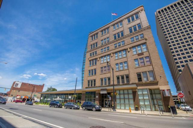 110 N 3rd Street #408, Columbus, OH 43215 (MLS #218026545) :: Susanne Casey & Associates