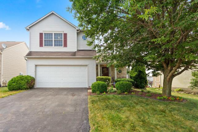 5336 Shotgun Drive, Canal Winchester, OH 43110 (MLS #218026546) :: The Clark Group @ ERA Real Solutions Realty