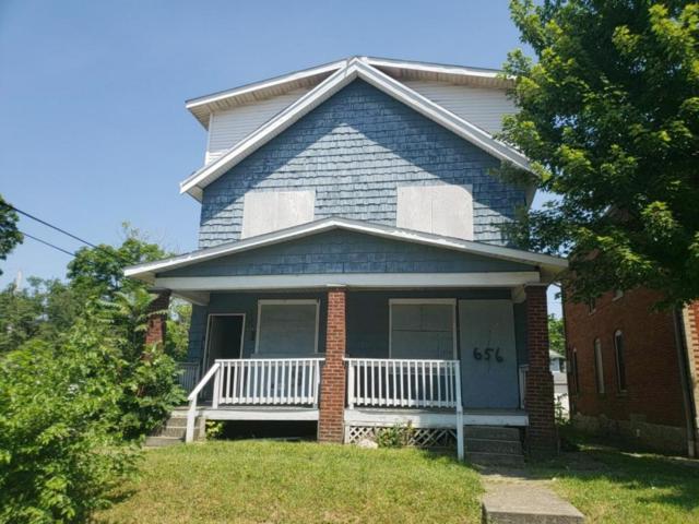 654-656 Gilbert Street, Columbus, OH 43205 (MLS #218026548) :: CARLETON REALTY
