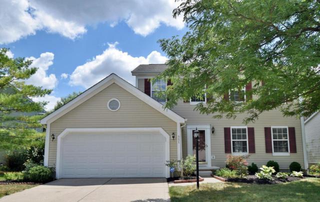 951 Brockwell Drive, Westerville, OH 43081 (MLS #218026551) :: Susanne Casey & Associates