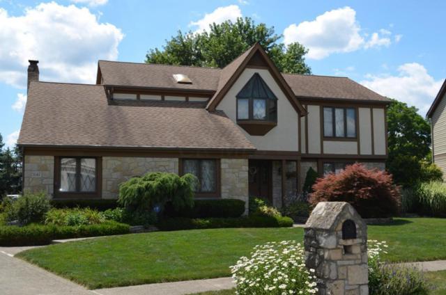 5147 Flintrock Drive, Westerville, OH 43081 (MLS #218026552) :: Susanne Casey & Associates