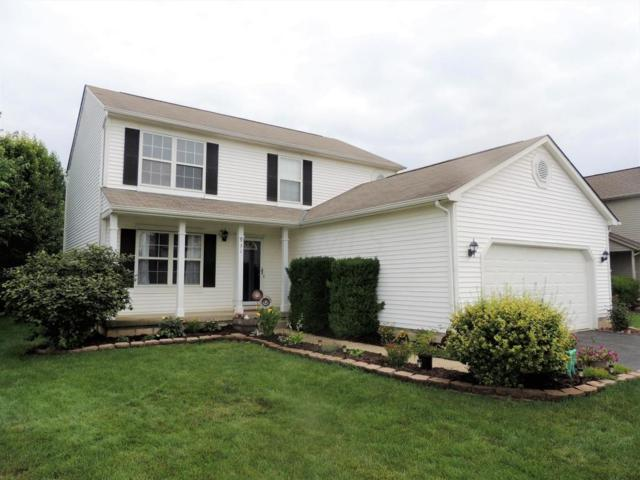 931 Brittany Drive, Delaware, OH 43015 (MLS #218026559) :: The Clark Group @ ERA Real Solutions Realty