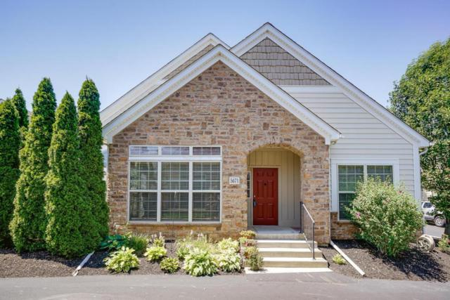 5671 Slater Ridge, Hilliard, OH 43026 (MLS #218026563) :: Keller Williams Classic Properties