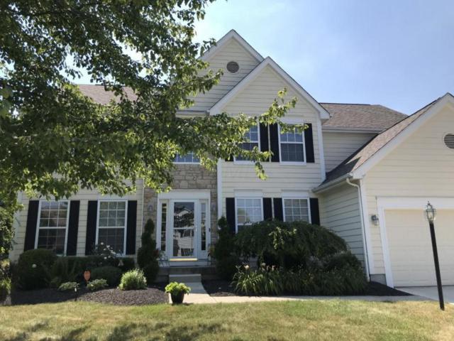 3199 Kaylyn Lane, Hilliard, OH 43026 (MLS #218026586) :: Keller Williams Classic Properties