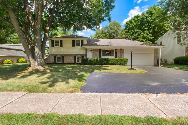 5672 Linworth Road, Columbus, OH 43235 (MLS #218026674) :: Berkshire Hathaway HomeServices Crager Tobin Real Estate