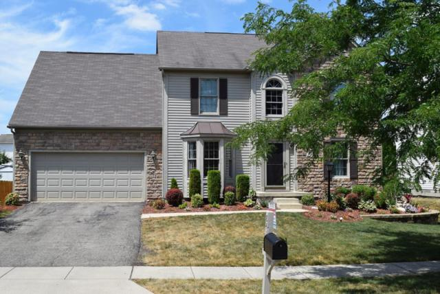841 Lone Rise Drive W, Marysville, OH 43040 (MLS #218026811) :: The Clark Group @ ERA Real Solutions Realty
