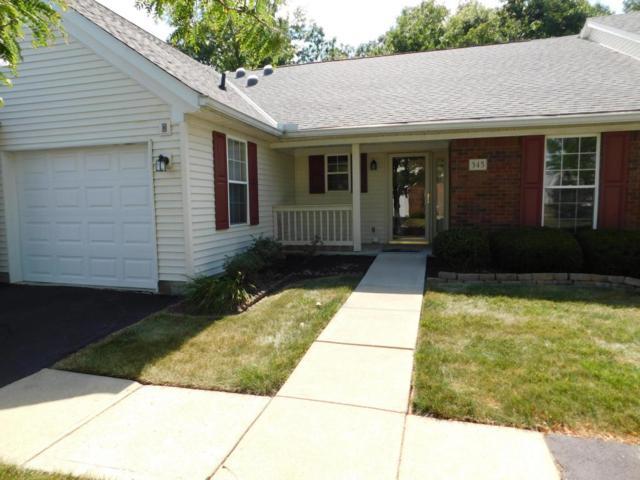 345 Retreat Lane Lane, Marysville, OH 43040 (MLS #218026873) :: The Columbus Home Team