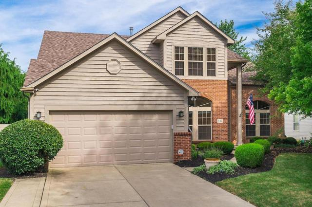 347 Aylesbury Drive W, Westerville, OH 43082 (MLS #218026912) :: The Columbus Home Team