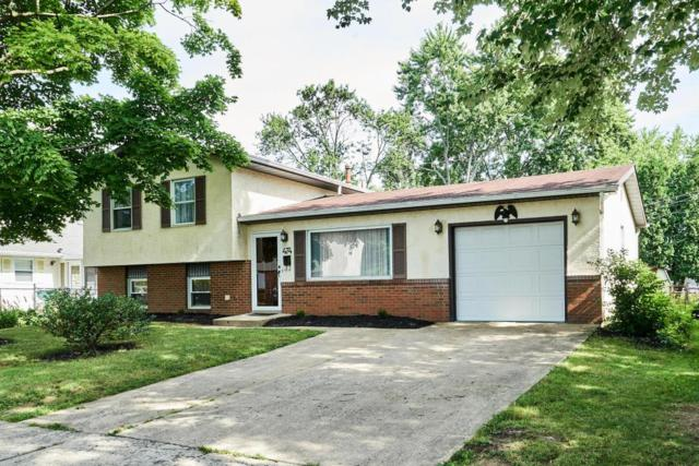 474 Denwood Drive N, Gahanna, OH 43230 (MLS #218026915) :: The Clark Group @ ERA Real Solutions Realty