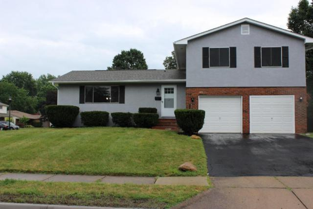 528 Braxton Place E, Westerville, OH 43081 (MLS #218026937) :: The Columbus Home Team