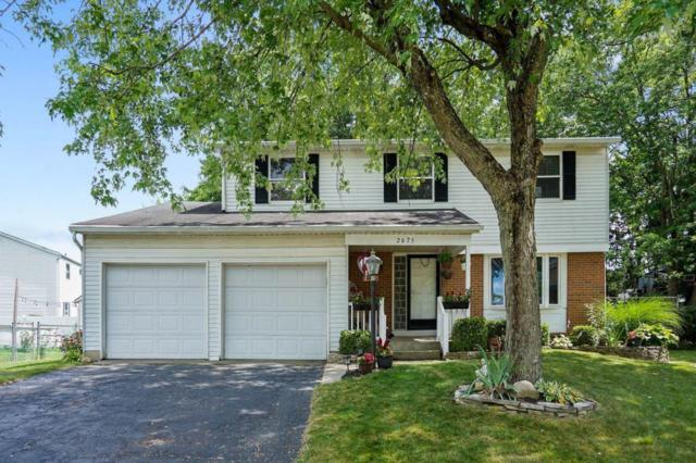 2675 Drumlin Lane, Grove City, OH 43123 (MLS #218026960) :: The Clark Group @ ERA Real Solutions Realty