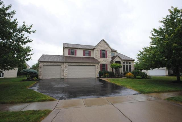 5750 Burnett Drive, Galena, OH 43021 (MLS #218026997) :: The Clark Group @ ERA Real Solutions Realty