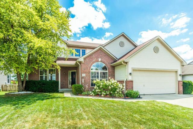 8761 Linick Drive, Reynoldsburg, OH 43068 (MLS #218027025) :: Berkshire Hathaway HomeServices Crager Tobin Real Estate