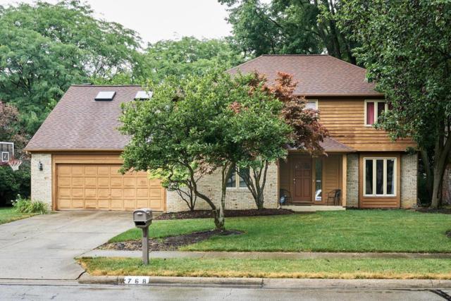 768 Collingwood Drive, Westerville, OH 43081 (MLS #218027065) :: Susanne Casey & Associates