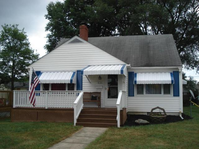 620 Mckinley Avenue, Lancaster, OH 43130 (MLS #218027073) :: The Clark Group @ ERA Real Solutions Realty