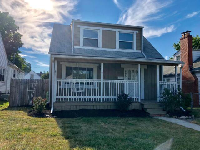 895 S Hague Avenue, Columbus, OH 43204 (MLS #218027074) :: Berkshire Hathaway HomeServices Crager Tobin Real Estate