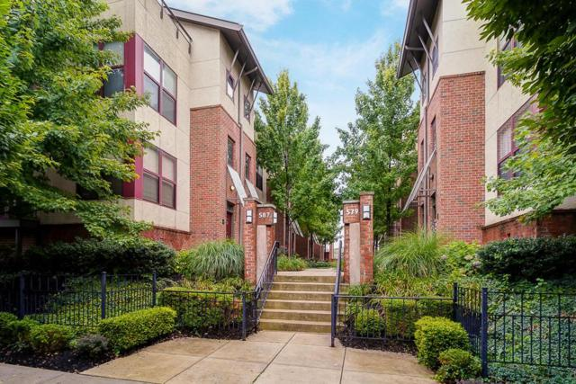 587 E Rich Street #109, Columbus, OH 43215 (MLS #218027076) :: The Clark Group @ ERA Real Solutions Realty