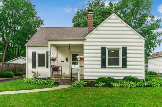 217 Wetmore Road, Columbus, OH 43214 (MLS #218027077) :: Susanne Casey & Associates