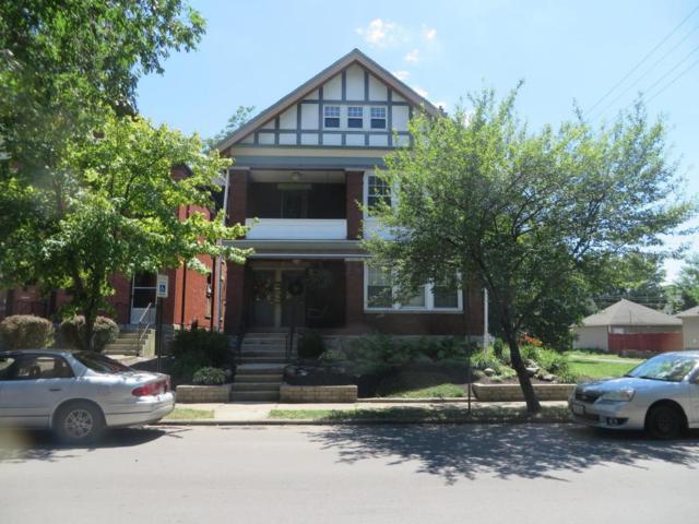 1065 Franklin Avenue #67, Columbus, OH 43205 (MLS #218027101) :: Shannon Grimm & Partners