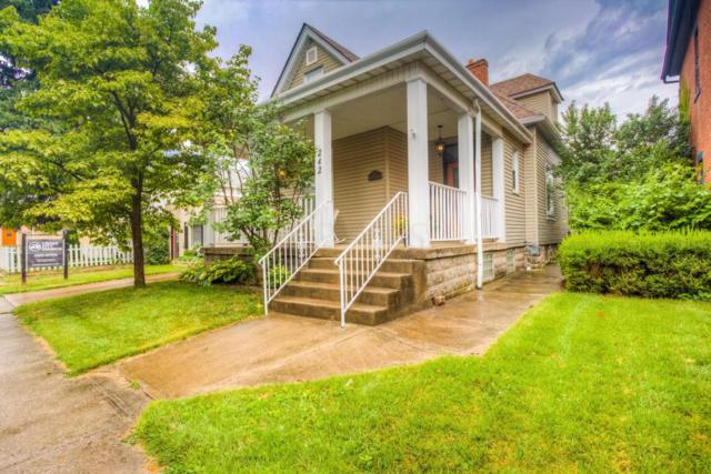 242 Thurman Avenue, Columbus, OH 43206 (MLS #218027122) :: e-Merge Real Estate