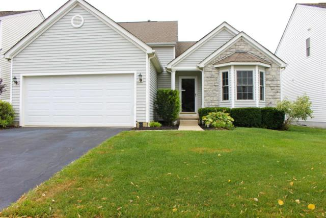 8845 Meadow Grass Lane, Lewis Center, OH 43035 (MLS #218027194) :: Berkshire Hathaway HomeServices Crager Tobin Real Estate