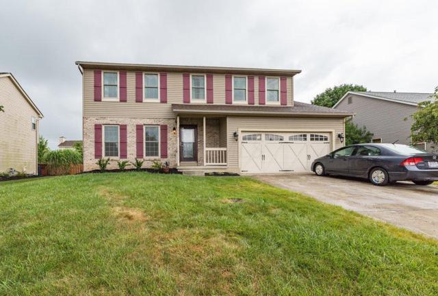3555 Lake Albert Way, Grove City, OH 43123 (MLS #218027197) :: Berkshire Hathaway HomeServices Crager Tobin Real Estate