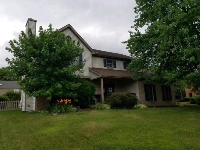 308 Sterling Court, Westerville, OH 43082 (MLS #218027203) :: The Mike Laemmle Team Realty