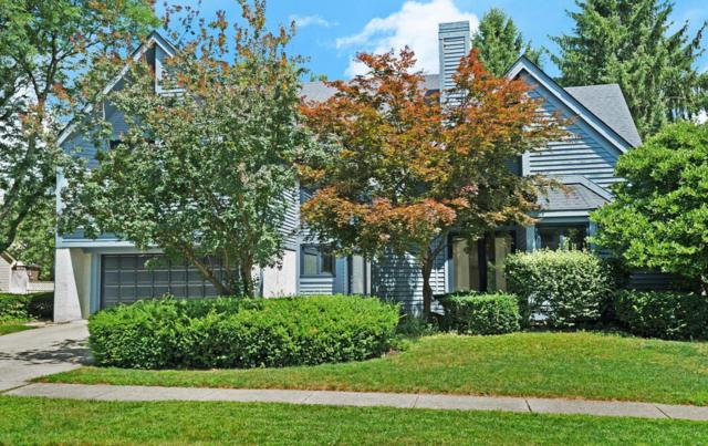 5454 Eaglesnest Drive, Westerville, OH 43081 (MLS #218027370) :: The Columbus Home Team