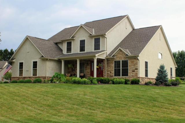 5755 Baja Court, Lewis Center, OH 43035 (MLS #218027517) :: Berkshire Hathaway HomeServices Crager Tobin Real Estate