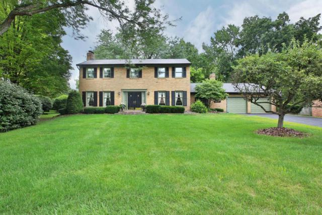 6033 Winstead Road, Columbus, OH 43235 (MLS #218027631) :: Berkshire Hathaway HomeServices Crager Tobin Real Estate