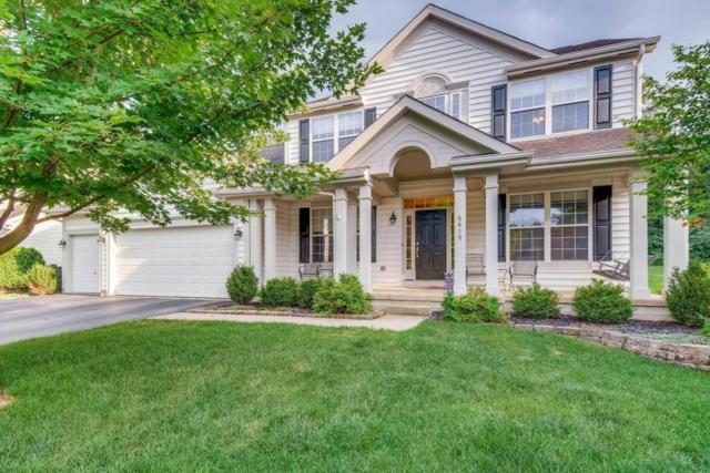 6419 Ellis Nook Drive, New Albany, OH 43054 (MLS #218027698) :: Exp Realty