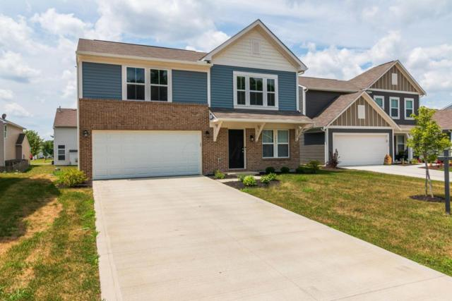 3805 Winding Path Drive, Canal Winchester, OH 43110 (MLS #218027769) :: Berkshire Hathaway HomeServices Crager Tobin Real Estate