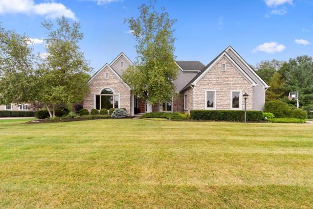 5820 Medallion Drive W, Westerville, OH 43082 (MLS #218027785) :: The Raines Group