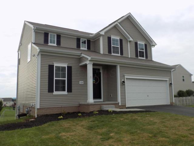 2318 Zachariah Drive, Lancaster, OH 43130 (MLS #218027954) :: Berkshire Hathaway HomeServices Crager Tobin Real Estate