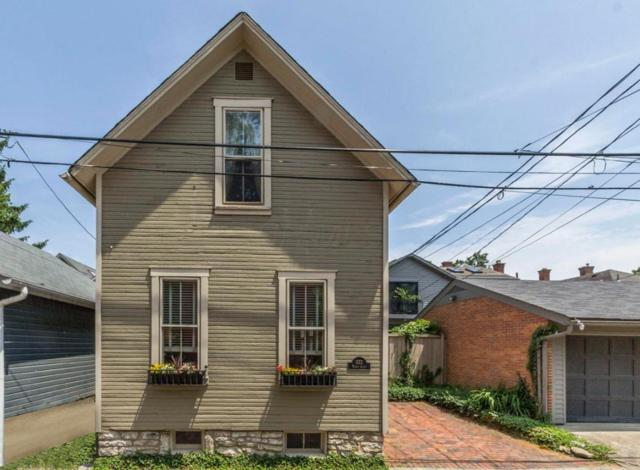 832 Macon Alley, Columbus, OH 43206 (MLS #218028004) :: Shannon Grimm & Partners