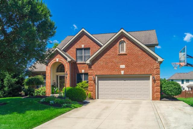 6614 Montchanin Court, Westerville, OH 43082 (MLS #218028067) :: The Mike Laemmle Team Realty