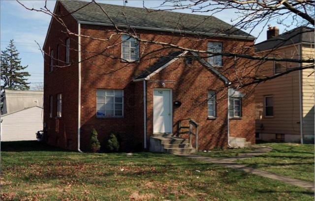 742-744 S Harris Avenue, Columbus, OH 43204 (MLS #218028091) :: Berkshire Hathaway HomeServices Crager Tobin Real Estate