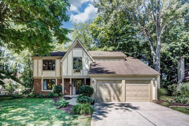 207 Woodedge Circle W, Powell, OH 43065 (MLS #218028137) :: Berkshire Hathaway HomeServices Crager Tobin Real Estate