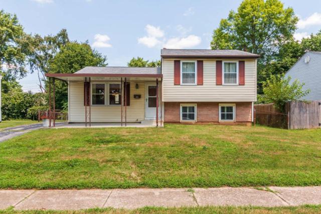 4996 Ewald Drive, Columbus, OH 43232 (MLS #218028176) :: Berkshire Hathaway HomeServices Crager Tobin Real Estate