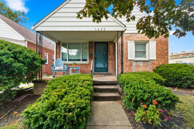 1433 Doten Avenue, Columbus, OH 43212 (MLS #218028230) :: The Clark Group @ ERA Real Solutions Realty