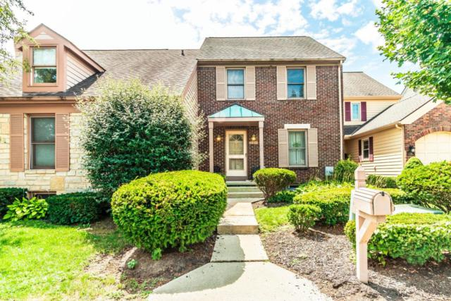 1289 Gemstone Square W, Westerville, OH 43081 (MLS #218028549) :: Berkshire Hathaway HomeServices Crager Tobin Real Estate
