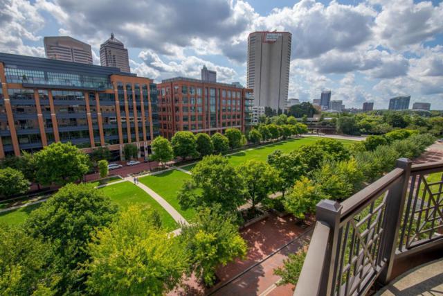 250 Daniel Burnham Square #607, Columbus, OH 43215 (MLS #218028586) :: Signature Real Estate